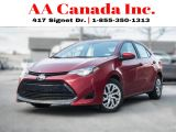 Photo of Red 2018 Toyota Corolla