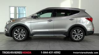 Used 2018 Hyundai Santa Fe 2.0 T ULTIMATE + AWD + TOIT PANORAMIQUE for sale in Trois-Rivières, QC