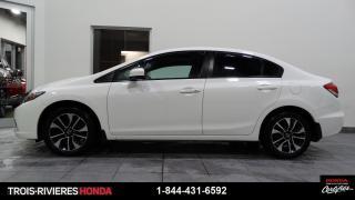 Used 2014 Honda Civic EX + BAS KILO + DEMARREUR + MAGS + TOIT for sale in Trois-Rivières, QC