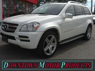 Used 2012 Mercedes-Benz GL-Class GL 350 BlueTec for sale in London, ON