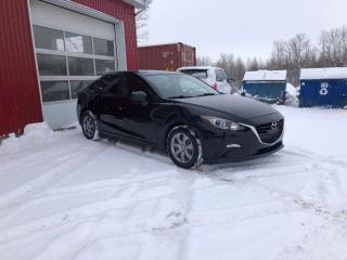 Used 2014 Mazda MAZDA3 GX-SKY for sale in Rivière-Du-Loup, QC
