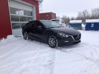 Used 2014 Mazda MAZDA3 GX-SKY for sale in Rivière-Du-Loup, QC