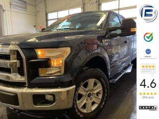 Used 2016 Ford F-150 f-150 boite longue 8 pieds xlt 4x4 for sale in St-Hyacinthe, QC