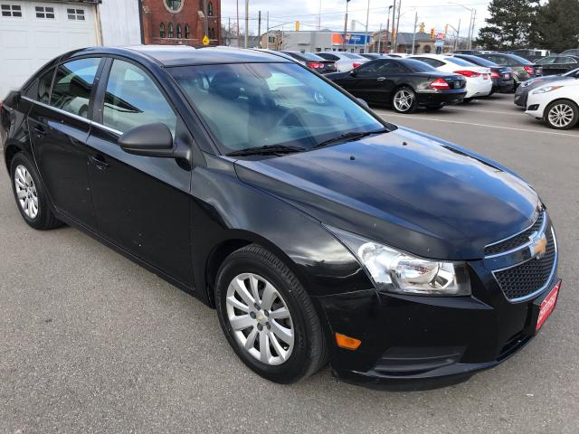 2011 Chevrolet Cruze 2LS ** BLUETOOTH , LOW KM **