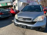 Photo of Gray 2008 Honda CR-V