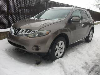 Used 2009 Nissan Murano Traction intégrale, 4 portes S for sale in St-Sulpice, QC