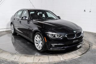 Used 2016 BMW 3 Series 328XI XDRIVE CUIR TOIT NAV MAGS for sale in St-Hubert, QC