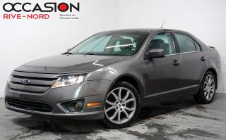 Used 2012 Ford Fusion SEL AWD Cuir-Toit+++ for sale in Boisbriand, QC