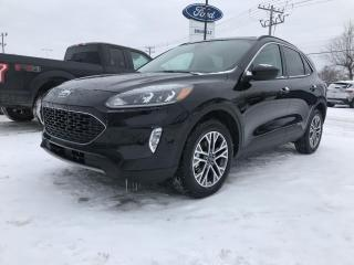 Used 2020 Ford Escape SEL Traction Intégrale Cuir Toit panoram for sale in St-Eustache, QC