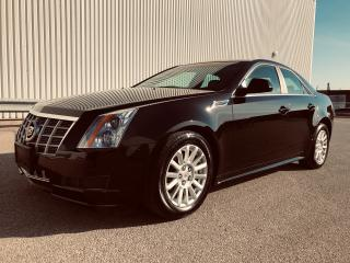 Used 2012 Cadillac CTS (Just Out Of The Box) for sale in Mississauga, ON