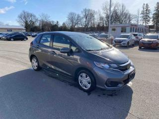 Used 2018 Honda Fit LX 4dr FWD Hatchback for sale in Brantford, ON