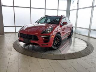 Used 2017 Porsche Macan GTS | CPO | Ext. Warranty | Premium Plus | 360 Cameras | Sport Exhaust | Sport Chrono for sale in Edmonton, AB