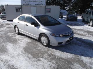 Used 2010 Honda Civic for sale in Elmvale, ON
