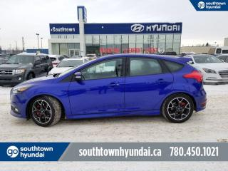 Used 2015 Ford Focus ST/HEATED WHEEL/BACKUP CAM/BLUETOOTH for sale in Edmonton, AB