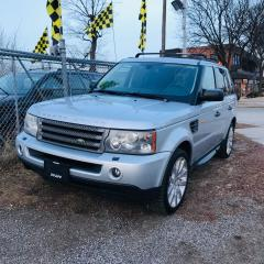 Used 2008 Land Rover Range Rover Sport PRE-OWNED CERTIFIED -HSE SPORT for sale in Toronto, ON