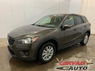 Used 2016 Mazda CX-5 GS Luxe AWD Cuir Toit Ouvrant MAGS Caméra for sale in Trois-Rivières, QC