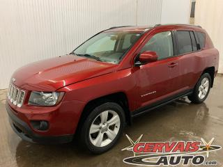 Used 2015 Jeep Compass North Cuir/Tissus Sièges Chauffants MAGS for sale in Trois-Rivières, QC