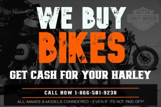 Used 2020 Harley-Davidson Other WANTED - WE BUY FOR CASH AND/OR TAKE ON TRADE for sale in Headingley, MB