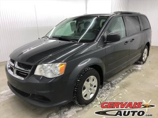 Used 2012 Dodge Grand Caravan Stow N Go 7 Passagers for sale in Trois-Rivières, QC