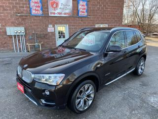 Used 2015 BMW X3 xDrive28d/DIESEL/4WD/ONE OWNER/NO ACCIDENT/SAFETY for sale in Cambridge, ON