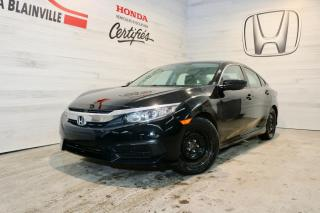 Used 2016 Honda Civic EX 4 portes CVT for sale in Blainville, QC