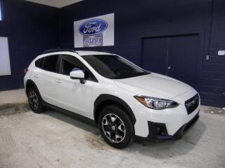 Used 2018 Subaru XV Crosstrek awd cvt 8 pneus for sale in St-Jérôme, QC