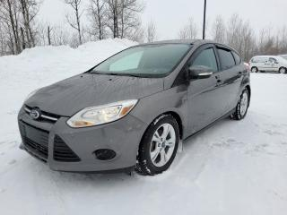 Used 2014 Ford Focus SE HATCHBACH, MAG, AUTOMATIQUE for sale in Vallée-Jonction, QC