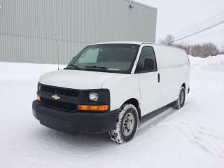 Used 2009 Chevrolet Express Traction arrière 2500 135 po for sale in Quebec, QC
