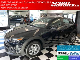 Used 2017 Mazda CX-3 GX+GPS+Camera+Bluetooth+WeatherTech Matts+A/C for sale in London, ON