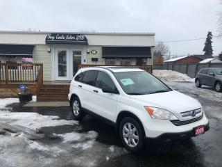 Used 2009 Honda CR-V EX for sale in Sutton, ON