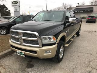 Used 2013 RAM 2500 Laramie Longhorn for sale in Mississauga, ON