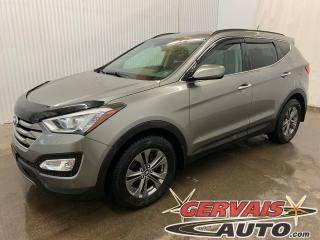 Used 2015 Hyundai Santa Fe Premium AWD Bluetooth Sièges Chauffants Mags for sale in Shawinigan, QC
