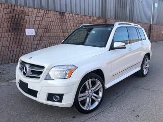 Used 2010 Mercedes-Benz GLK-Class ***SOLD*** for sale in Toronto, ON