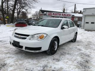 Used 2008 Chevrolet Cobalt Automatic/4 Cylinder/Pwr Group/AS IS Special for sale in Scarborough, ON