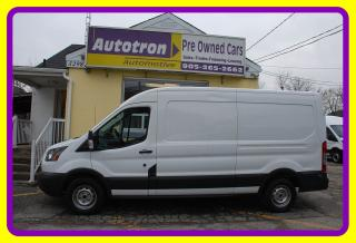 Used 2015 Ford Transit 250 LONG, MID Roof, Eco Boost, Loaded for sale in Woodbridge, ON