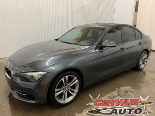 Used 2016 BMW 3 Series 320i xDrive Sport Cuir Toit Ouvrant MAGS *Sport Line* for sale in Shawinigan, QC