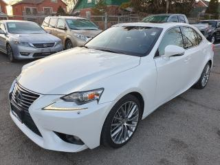 Used 2014 Lexus IS 250 AWD for sale in Brampton, ON