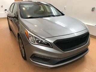 Used 2015 Hyundai Sonata SPORT for sale in Lower Sackville, NS