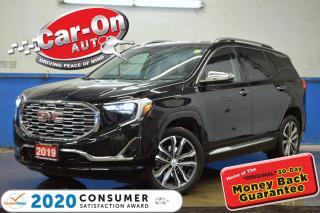 Used 2019 GMC Terrain DENALI ?LEATHER NAV PANO ROOF EVERY POSSIBLE OPTIO for sale in Ottawa, ON