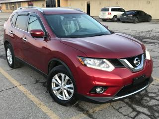 Used 2014 Nissan Rogue SV for sale in Brampton, ON