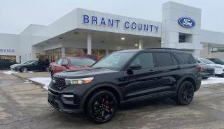New 2020 Ford Explorer ST for sale in Brantford, ON