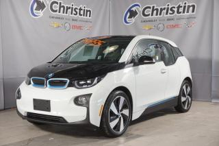Used 2017 BMW i3 W/RANGE EXTENDER-SUNROOF NAVIGATION for sale in Montréal, QC