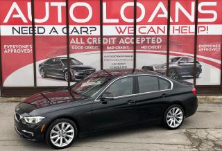 Used 2016 BMW 3 Series 328i xDrive for sale in Scarborough, ON