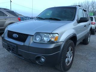 Used 2005 Ford Escape XLT for sale in Pickering, ON