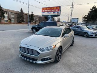 Used 2015 Ford Fusion SE for sale in Toronto, ON