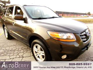 Used 2011 Hyundai Santa Fe GLS - FWD - 3.5L for sale in Woodbridge, ON