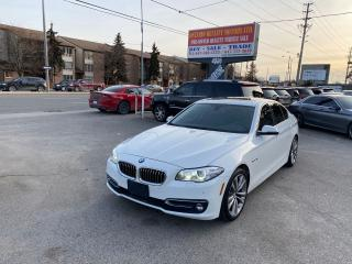Used 2016 BMW 5 Series 535i xDrive for sale in Toronto, ON
