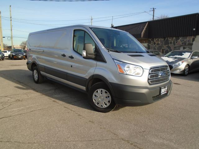 2017 Ford Transit TRANSIT CONNECT 2500 NAVIGATION B-CAMERA NO ACCIDE