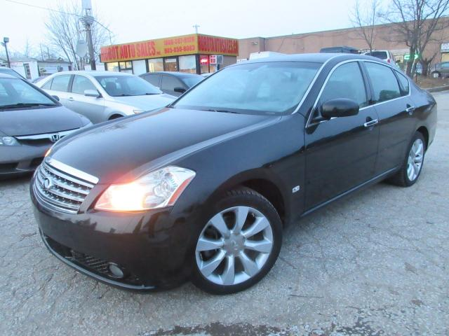2007 Infiniti M35 Luxury TOP OF THE LINE