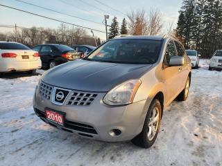 Used 2010 Nissan Rogue 2.5 SL for sale in Stouffville, ON